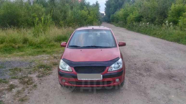 Hyundai Getz, 2008 год, 170 000 руб.
