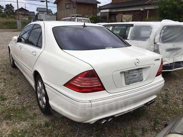 Mercedes-Benz S-Class, 1998 год, 610 000 руб.