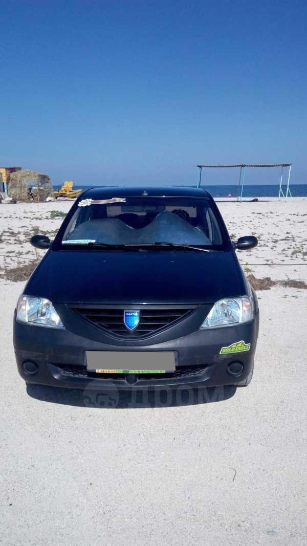 Dacia Logan, 2007 год, 170 000 руб.