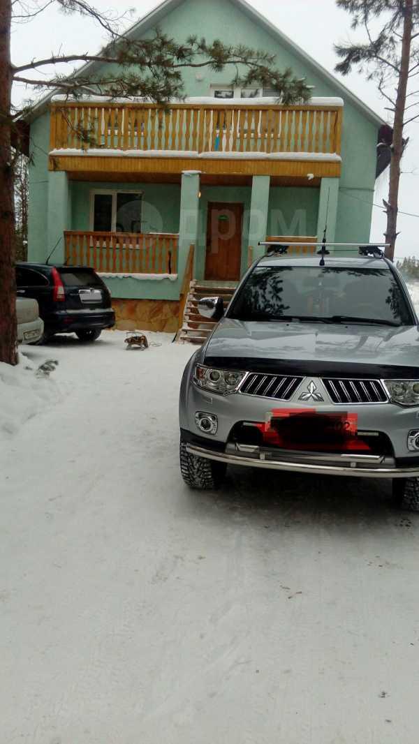 Mitsubishi Pajero Sport, 2011 год, 1 280 000 руб.