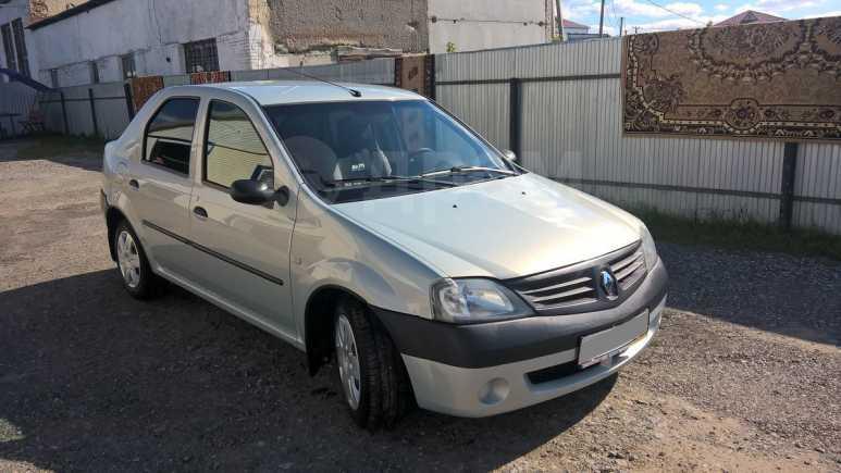 Renault Logan, 2008 год, 219 000 руб.