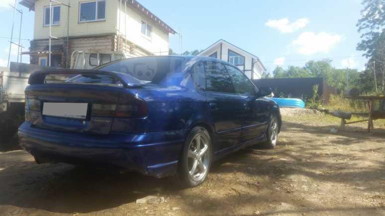 Subaru Legacy B4, 2001 год, 270 000 руб.