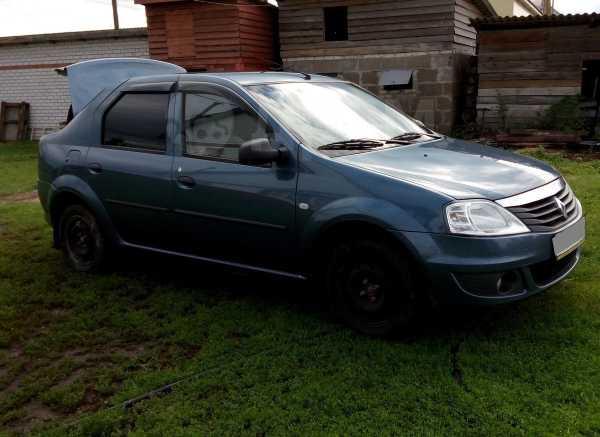 Renault Logan, 2011 год, 308 000 руб.