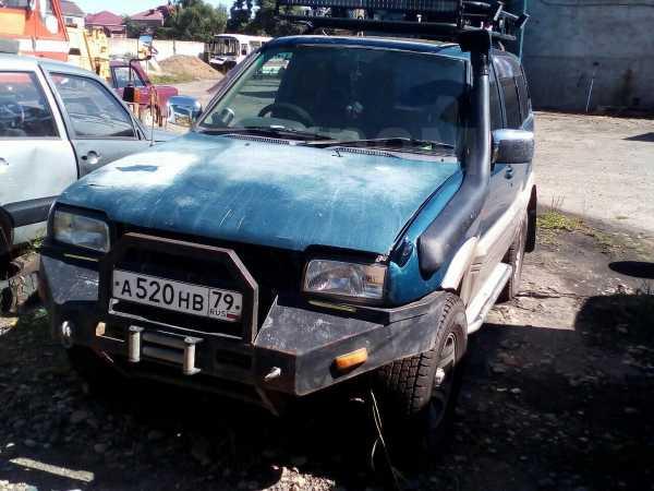 Nissan Mistral, 1994 год, 320 000 руб.
