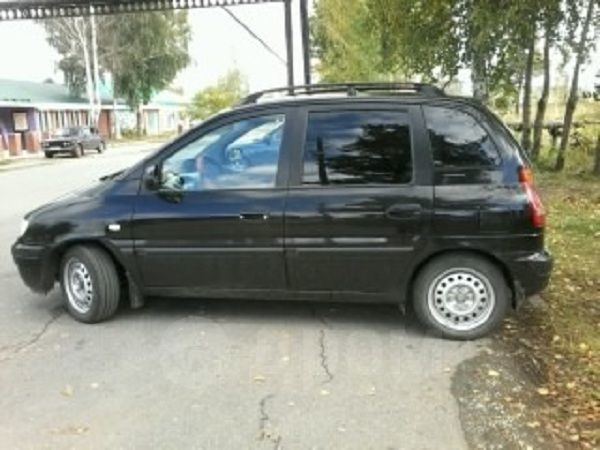Hyundai Matrix, 2004 год, 245 000 руб.