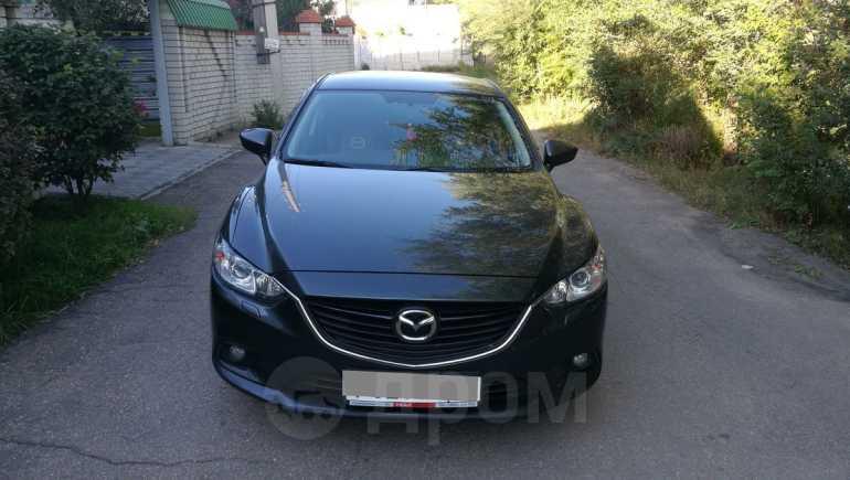 Mazda Mazda6, 2013 год, 1 050 000 руб.