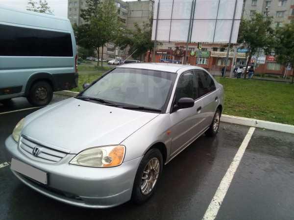 Honda Civic Ferio, 2001 год, 130 000 руб.