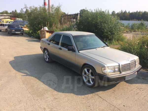 Mercedes-Benz 190, 1988 год, 140 000 руб.