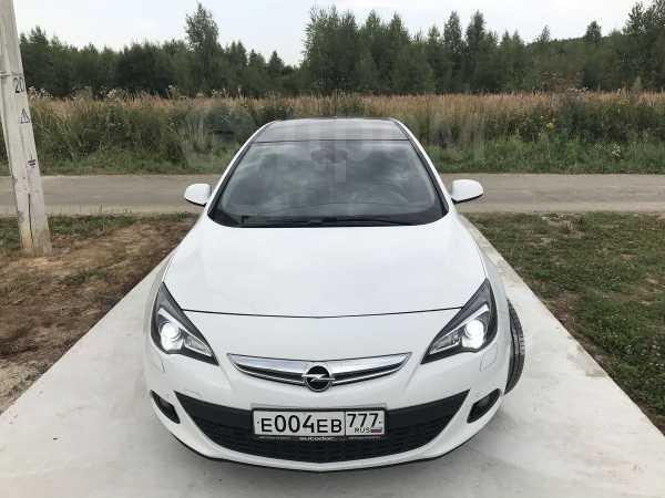 Opel Astra GTC, 2012 год, 725 000 руб.