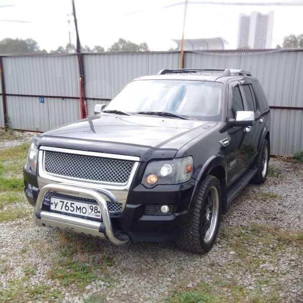Ford Explorer, 2006 год, 850 000 руб.