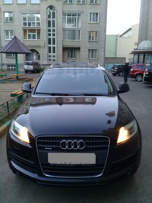 Audi Q7, 2006 год, 730 000 руб.