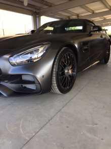 Тольятти AMG GT 2017
