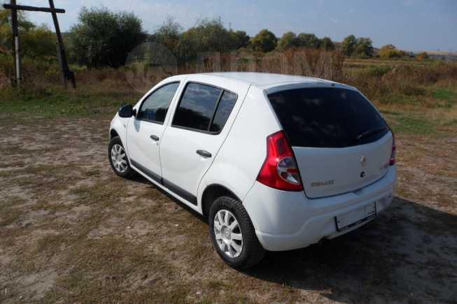 Renault Sandero, 2011 год, 235 000 руб.