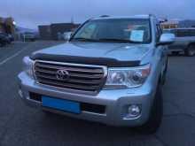Петропавловск-Камч... Land Cruiser 2012