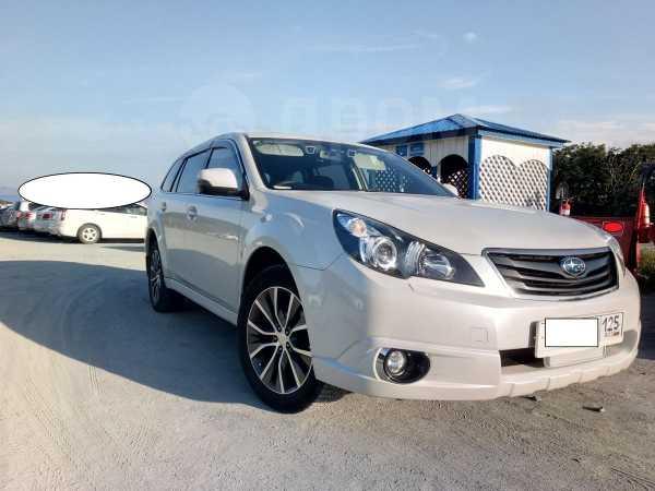 Subaru Outback, 2011 год, 1 070 000 руб.