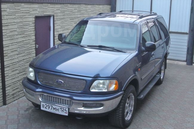 Ford Expedition, 2000 год, 550 000 руб.