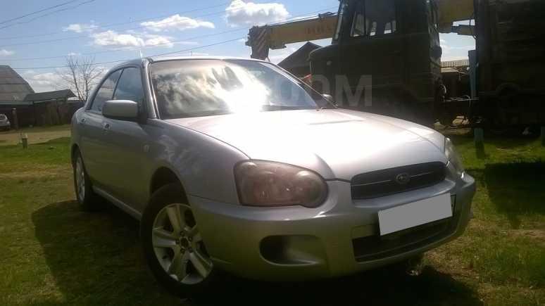 Subaru Impreza, 2004 год, 235 000 руб.