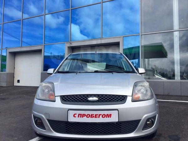 Ford Fiesta, 2007 год, 180 000 руб.