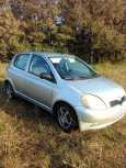 Toyota Yaris, 2002 год, 195 000 руб.