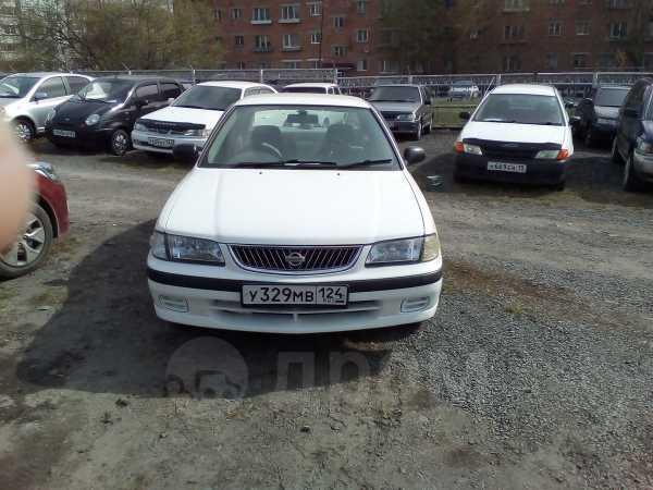 Nissan Sunny, 2000 год, 192 000 руб.