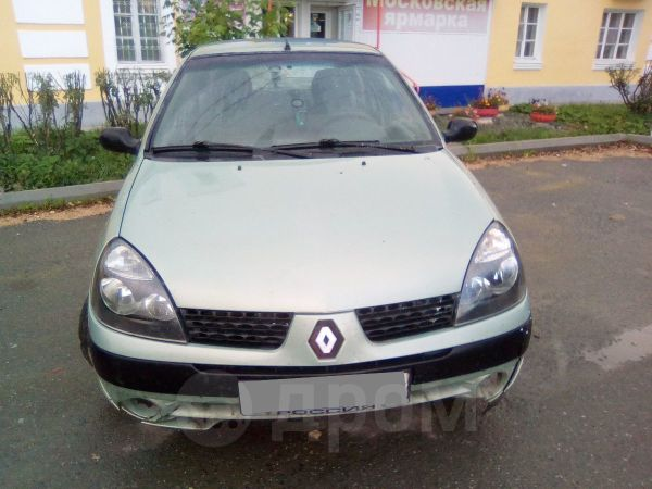 Renault Symbol, 2002 год, 130 000 руб.