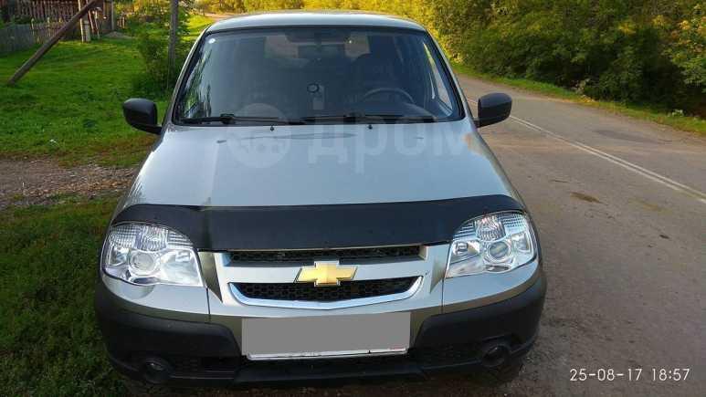 Chevrolet Niva, 2013 год, 435 000 руб.