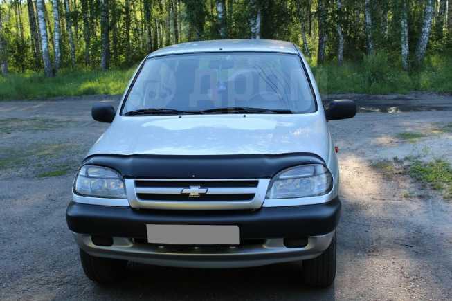 Chevrolet Niva, 2007 год, 295 000 руб.