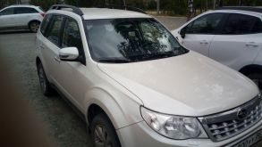 Советский Forester 2012