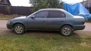 Чугуевка Corolla 1993