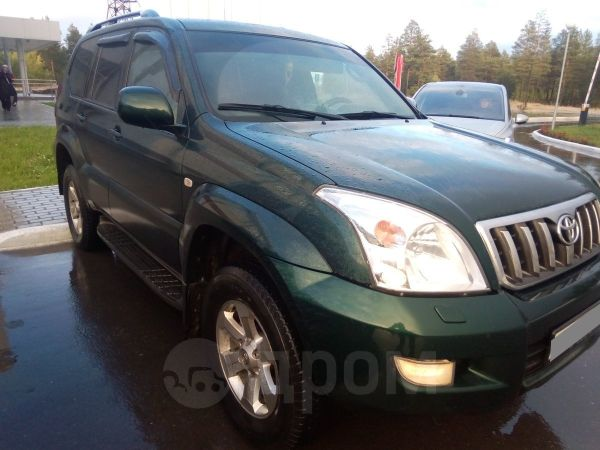 Toyota Land Cruiser Prado, 2005 год, 1 000 000 руб.