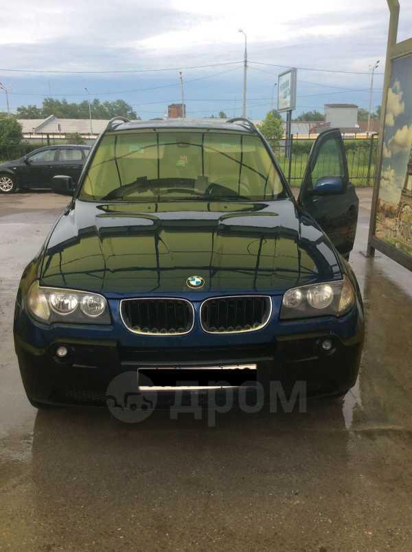 BMW X3, 2005 год, 415 000 руб.