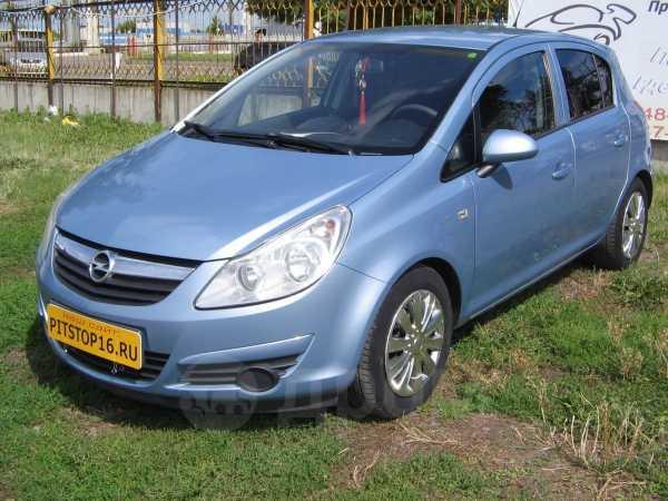 Opel Corsa, 2008 год, 285 000 руб.