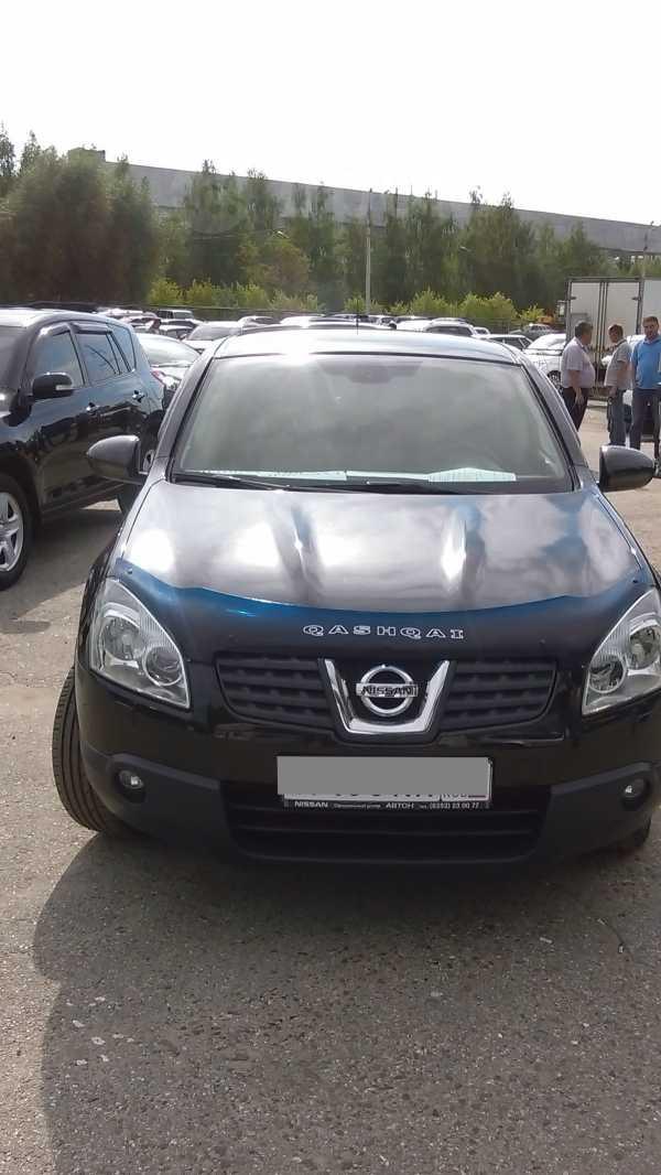 Nissan Qashqai, 2008 год, 547 000 руб.
