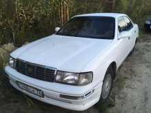 Пойковский Тойота Краун 1995