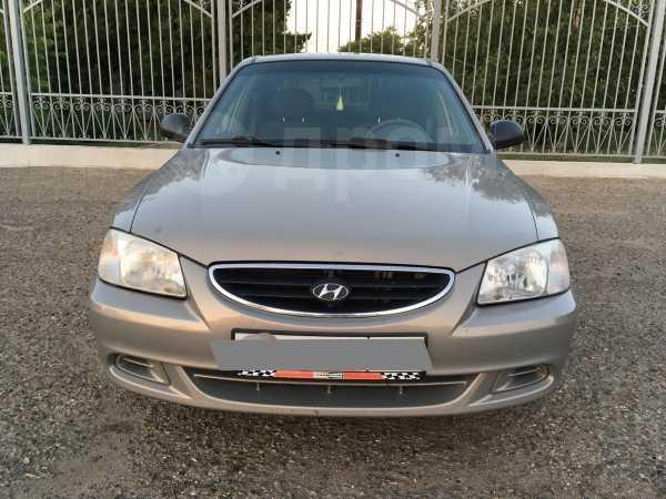 Hyundai Accent, 2008 год, 299 000 руб.