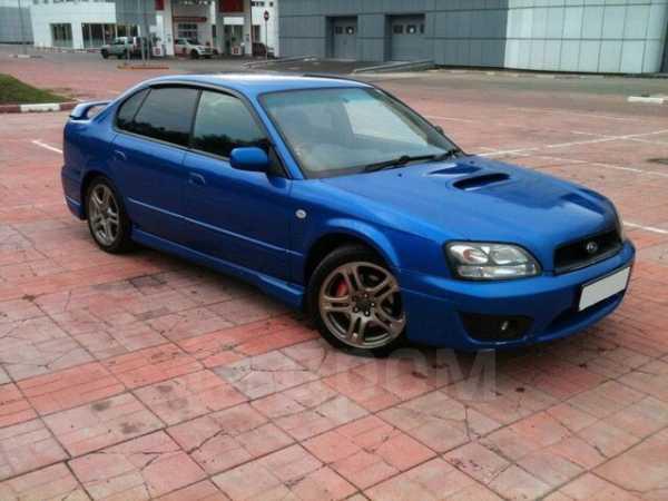 Subaru Legacy, 2003 год, 655 000 руб.