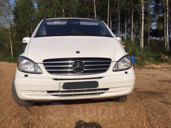 Mercedes-Benz Viano, 2007 год, 799 999 руб.