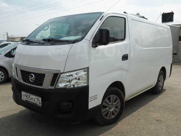 Nissan Urvan, 2013 год, 1 300 000 руб.