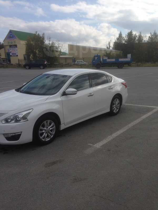 Nissan Teana, 2014 год, 1 180 000 руб.