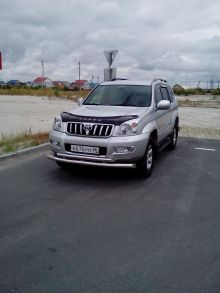 Радужный Land Cruiser Prado