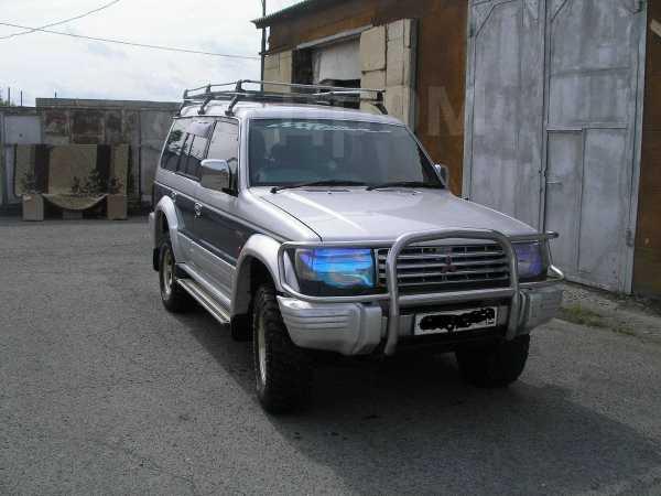 Mitsubishi Pajero, 1991 год, 320 000 руб.
