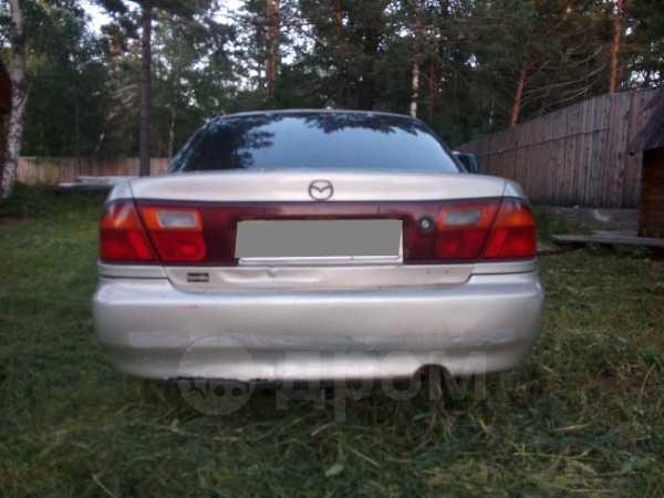 Mazda Familia, 1996 год, 50 000 руб.