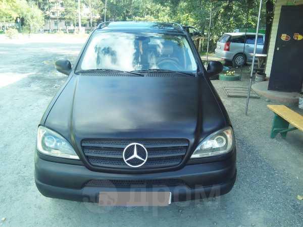 Mercedes-Benz M-Class, 1999 год, 350 000 руб.