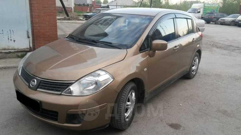 Nissan Tiida, 2007 год, 355 000 руб.