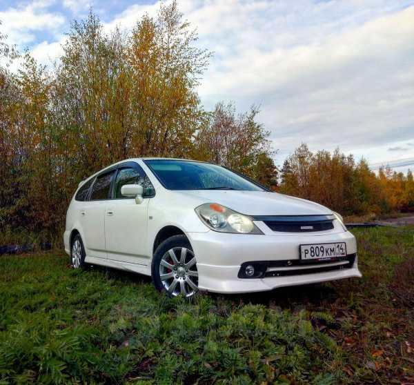 Honda Stream, 2005 год, 399 000 руб.