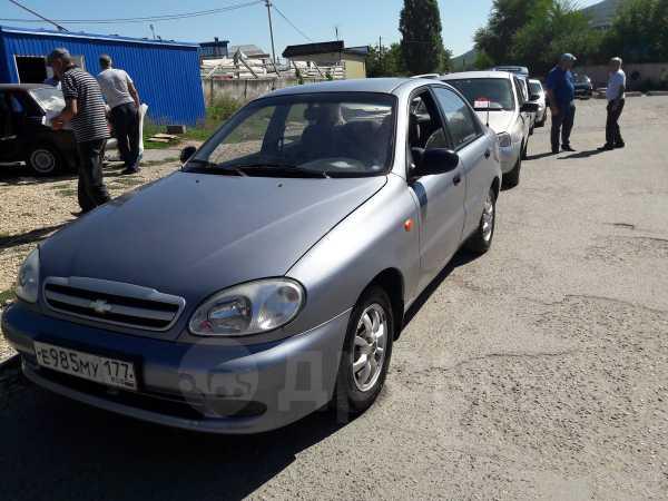 Chevrolet Lanos, 2006 год, 147 000 руб.