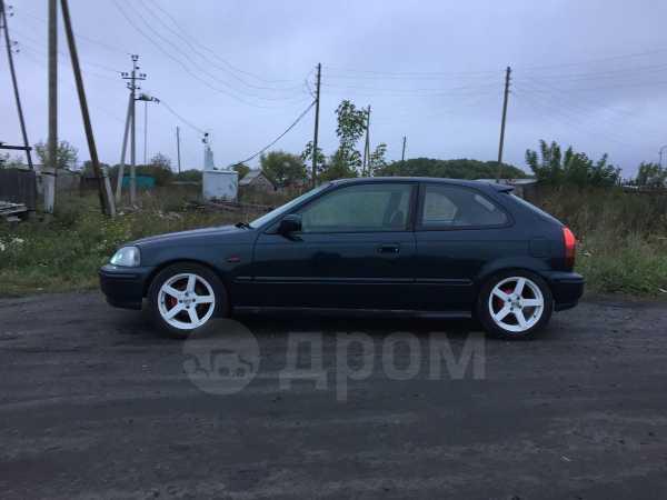 Honda Civic, 1996 год, 250 000 руб.