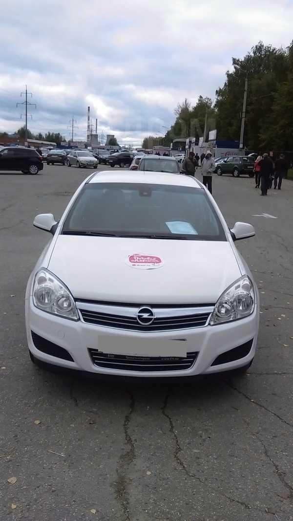 Opel Astra, 2013 год, 448 000 руб.