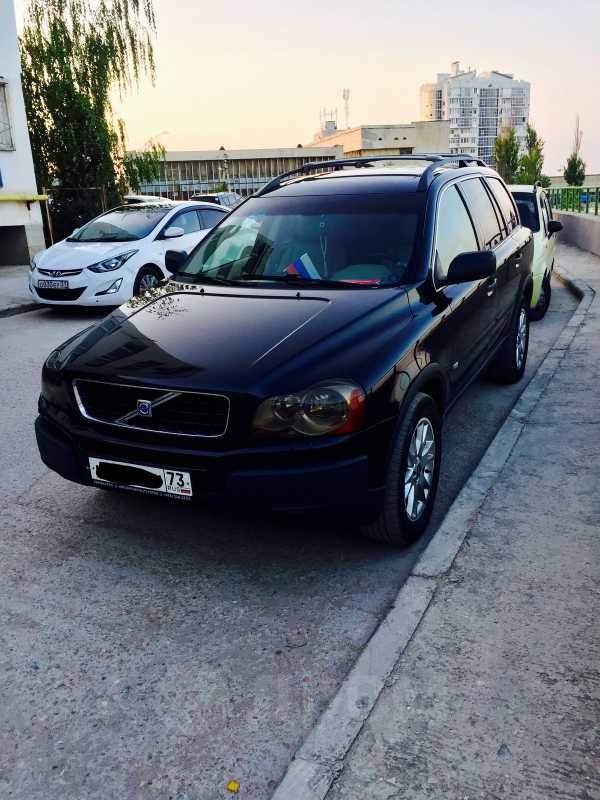 Volvo XC90, 2003 год, 399 999 руб.