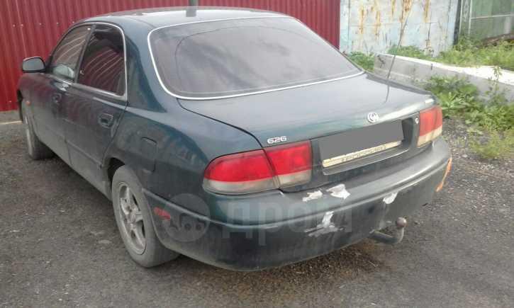 Mazda 626, 1995 год, 80 000 руб.